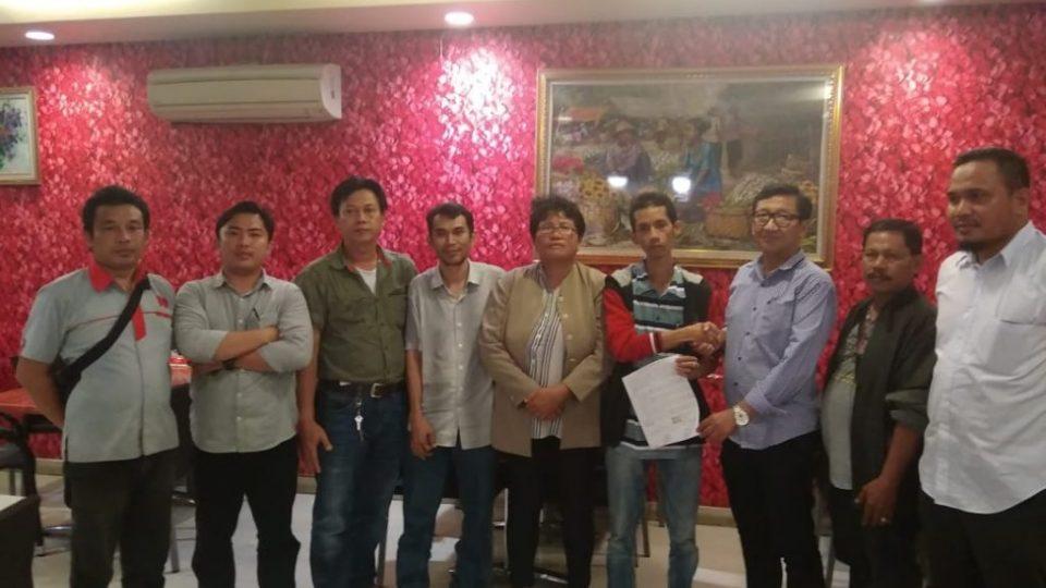 Kasus Eks. Buruh PT.Gasina – LBH Makassar