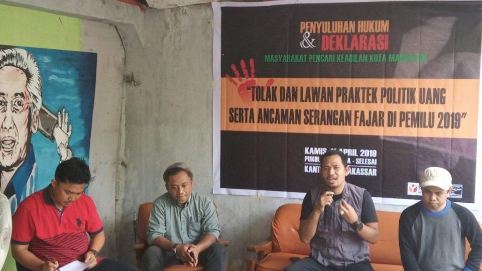 LBH Makassar – Deklarasi