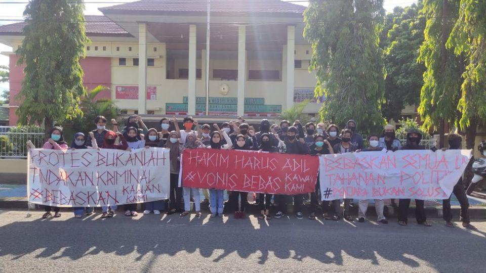 Solidaritas Tahanan Politik Pinrang