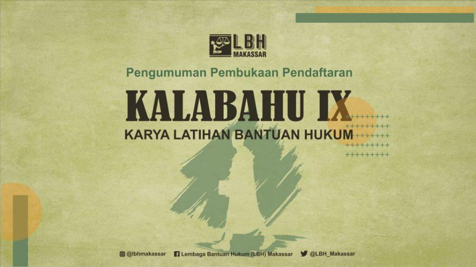 KALABAHU IX WEBSITE